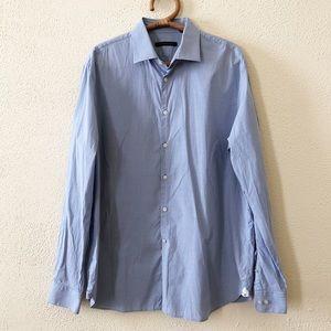 John Varvatos Buttondown Shirt 17 36/37
